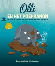 Diederiekje  Bok, Hein  Mevissen Olli en het poepkanon