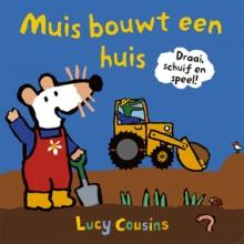 Lucy Cousins , Muis bouwt een huis