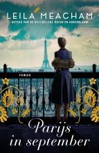 Leila Meacham Parijs in september
