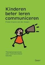 Freda Kingma-van den Hoogen , Kinderen beter leren communiceren