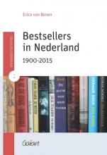 Erica van Boven Bestsellers in Nederland 1900-2015