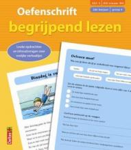Geert  Dhooge Oefenschrift Begrijpend Lezen M4 (groep 4)