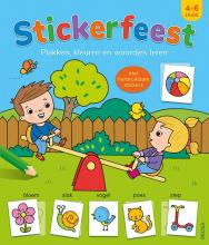, Stickerfeest 4-6 jaar
