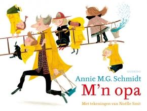 Annie M.G.  Schmidt M`n opa