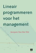 Jacques van der Elst , Lineair programmeren voor het management