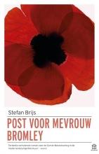 Stefan  Brijs Post voor mevrouw Bromley
