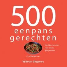 Carol Beckerman , 500 eenpansgerechten