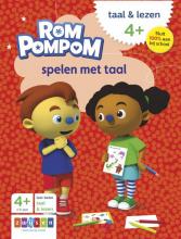 , Rompompom spelen met taal 4+