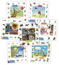 , Pakket 2 Kleuters samenleesboeken (7 titels)