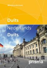 Prisma redactie Prisma miniwoordenboek Duits-Nederlands Nederlands- Duits