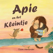 Claire  Alexander Apie en het kleintje