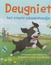 Susie  Linn Deugniet het stoute schaapshondje