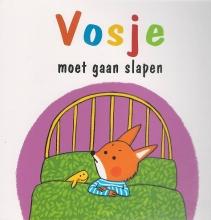 Sophie  Furlaud Vosje moet gaan slapen