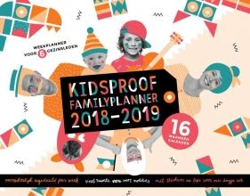 Maaike van Steekelenburg Kidsproof Familyplanner 2018-2019