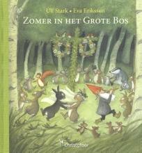 Ulf  Stark Zomer in het Grote Bos