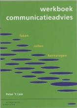 P. `t Lam , Werkboek communicatieadvies