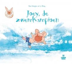Gao  Hongbo Joey de zwemkapioen