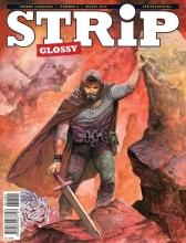 , StripGlossy 4 tweede jrg nr. 4 maart 2017