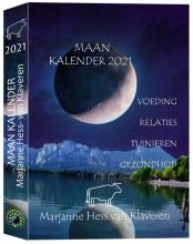 Marjanne Hess van Klaveren , MaanKalender 2021