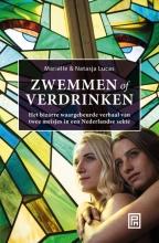 Marielle  Lucas, Natasja  Lucas Zwemmen of verdrinken
