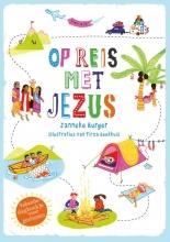Janneke  Burger Op reis met Jezus