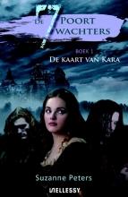 Peters, Suzanne De kaart van Kara
