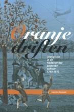 Laurien  Hansma Oranje driften
