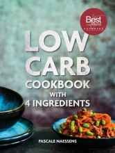 Pascale  Naessens Low carb cookbook 4 ingredients