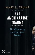 Mary L. Trump , Het Amerikaanse trauma
