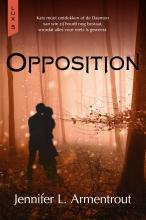 Jennifer L. Armentrout , Opposition