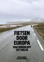 Fred Schoorl Jaap Winter, Fietsen door Europa