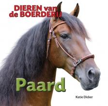 Katie  Dicker Dieren van de Boerderij - Paard