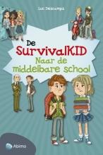 Luc Descamps , SurvivalKID Middelbaar onderwijs