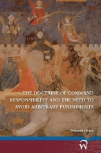 Deborah Civico , The doctrine of command responsibility and the need to avoid arbitrary punishments