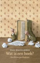 Paul Dijstelberge , Wat is een boek?