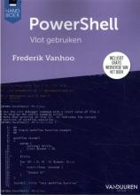 Frederik Vanhoo , Handboek PowerShell