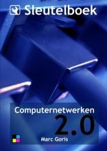 Marc Goris , Sleutelboek Computernetwerken 2.0 (Kleur)
