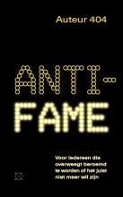 Auteur  404 Anti-fame