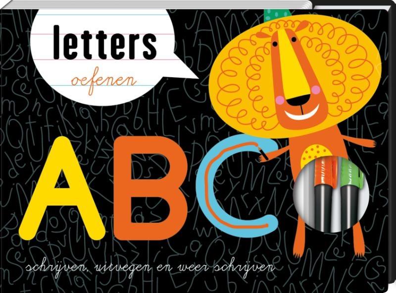 ,ABC letters oefenen