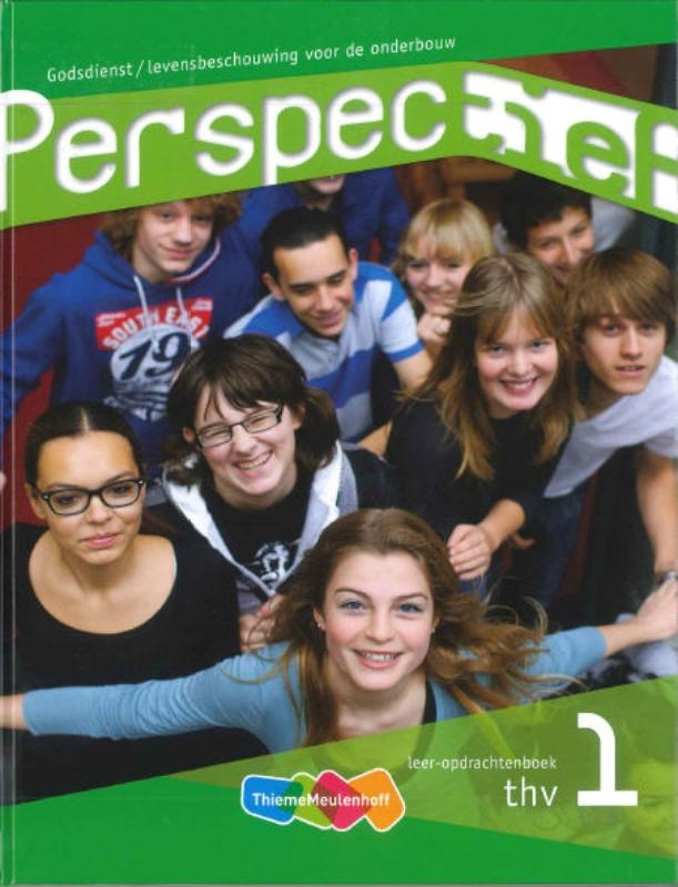 ,Perspectief 1 vmbo-t/havo/vwo Leer/Opdrachtenboek