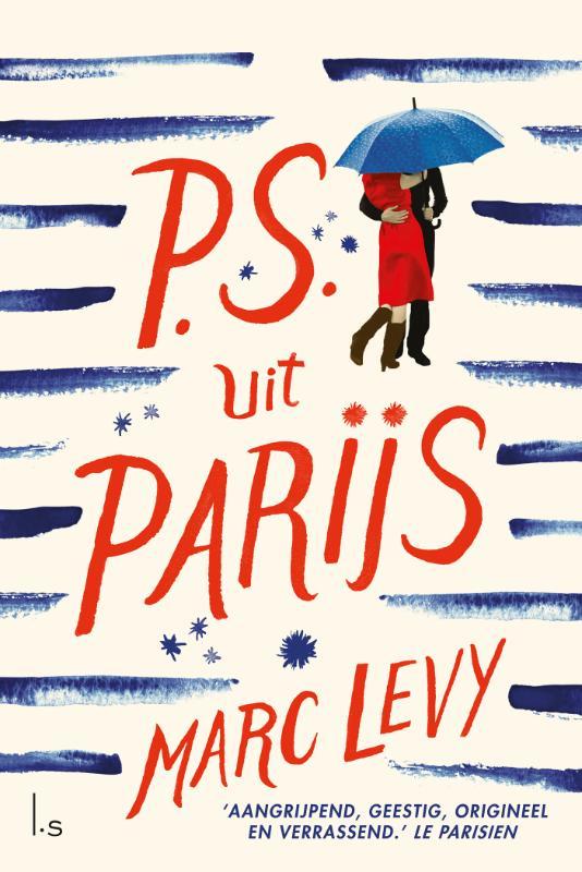 Marc Levy,PS uit Parijs (POD)