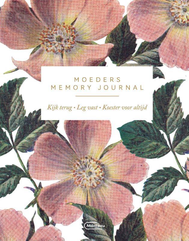 ,Moeders Memory Journal