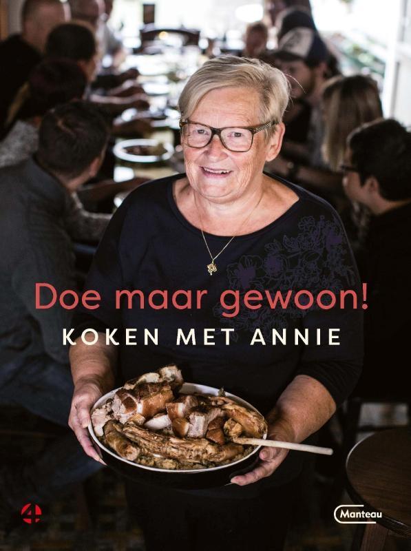 Annie De Leersnyder,Doe maar gewoon Koken met Annie