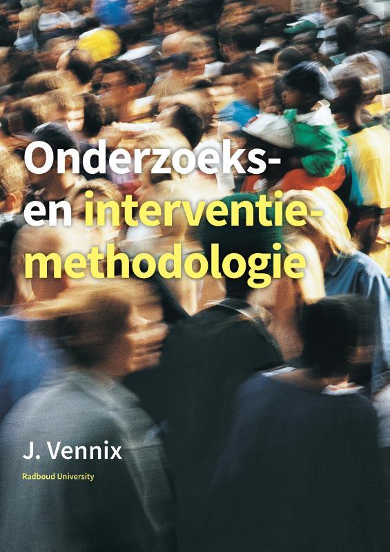 J.A.M. Vennix,Onderzoeks- en interventiemethodologie