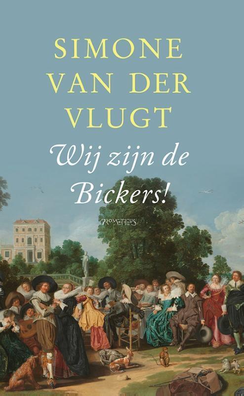 Simone van der Vlugt,Wij zijn de Bickers!