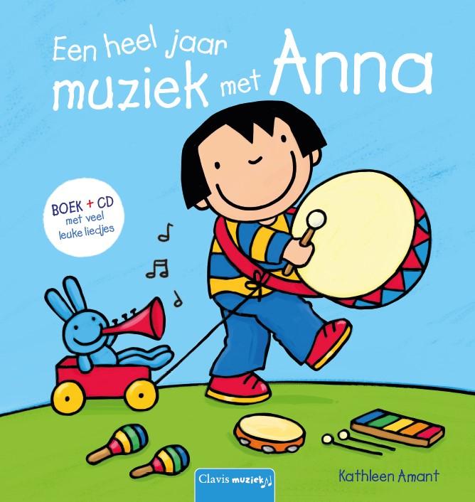 Kathleen Amant,Een heel jaar muziek met Anna