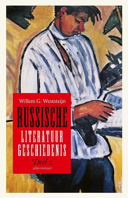 Willem G. Weststeijn,Russische literatuurgeschiedenis deel 2