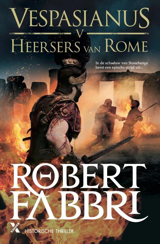 Robert Fabbri,Heersers van Rome