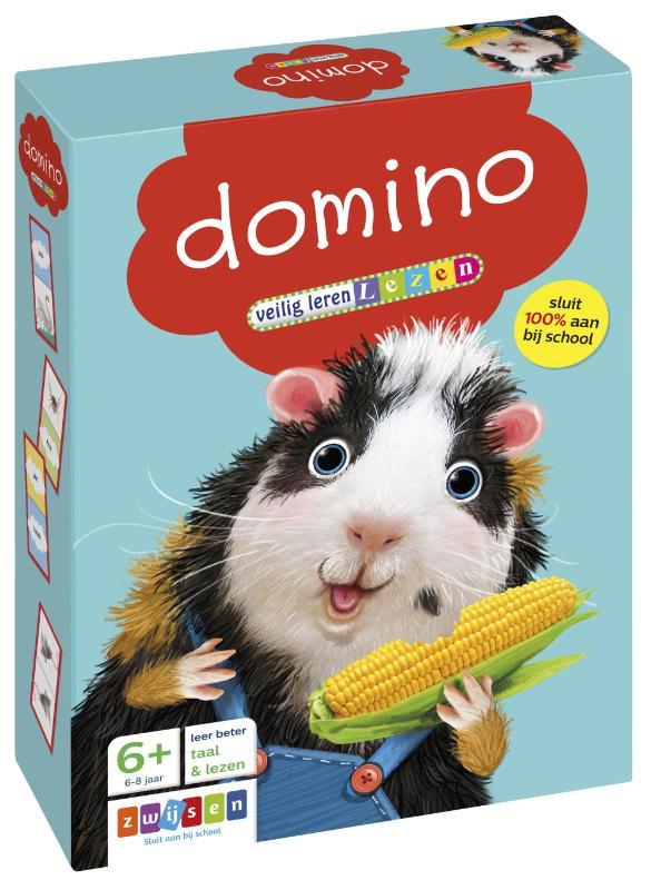 ,domino Veilig leren lezen