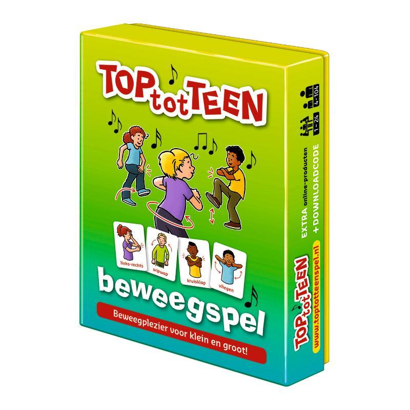 Annemarie Muysert-Baars,TOP-tot-TEEN beweegspel